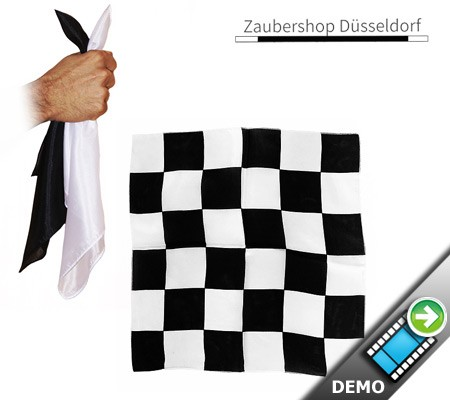 Sitta Chessboard Blendo - Black and white
