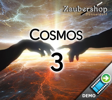 Cosmos 3 (Gimmick and Online Instructions)
