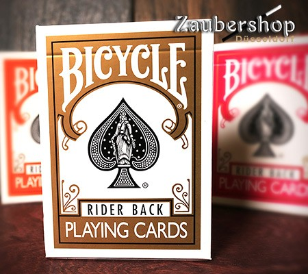 Bicycle Gold Playing Cards
