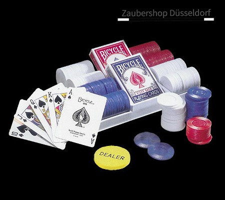 Bicycle Poker Dealer Set