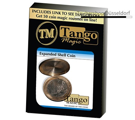 Tango 1 Euro expanded Shell