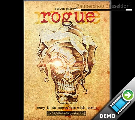 ROGUE - Easy to Do Mentalism with Cards