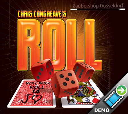 Roll (Gimmicks and Online Instructions)