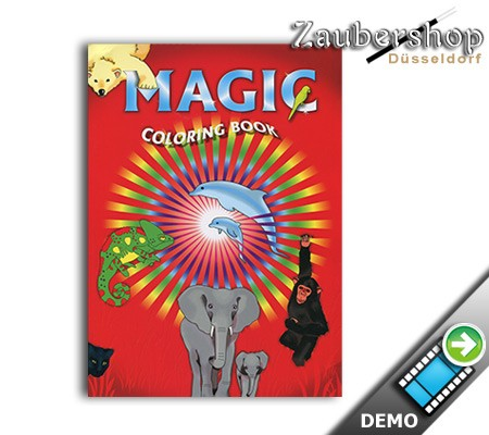 Magic Coloring Book, gross