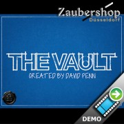 The Vault (DVD and Gimmick)