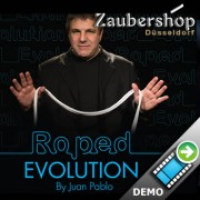 Roped Evolution (Gimmick, DVD and Prop)