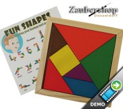 Fun Shapes - Tangram