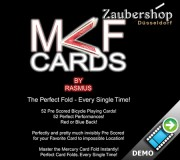 MCF Cards (Red)