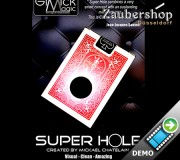 SUPER HOLE (RED)