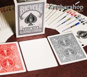 Bicycle Silver Playing Cards