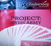 Project: Swiss Army (Gimmicks and Online Instructions)