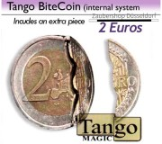 Tango 2 Euro Bite Coin (Bissmünze) - internal