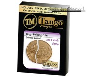 Tango 50 Cent Faltmünze – folding coin (internal)