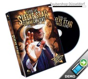 Sleeve Star  (DVD and Gimmick)