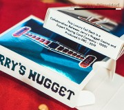 Jerry Nuggets Vintage Feel - Blue Foil