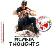 Blank Thoughts - LARGE INDEX