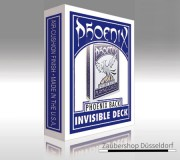 Science Friction Invisible Deck - BLUE